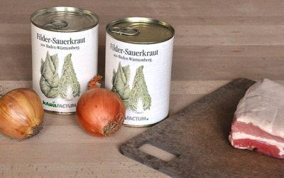 Choucroute – Elsässer Sauerkrauttopf
