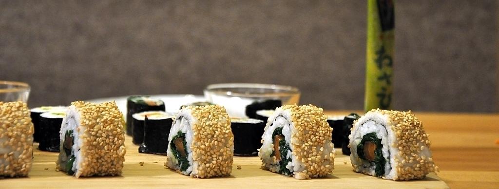 California Roll - Sushi