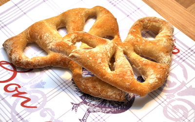 Fougasse – Brot in Bestform