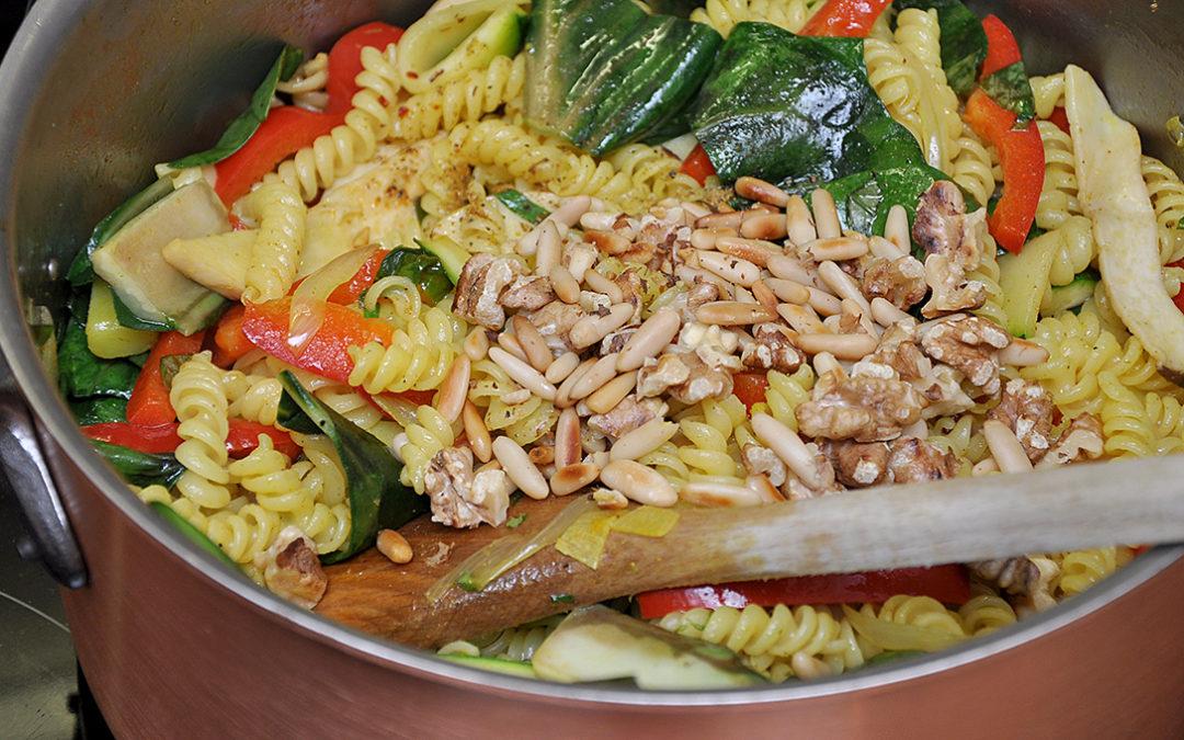 Freestyle Pasta (vegetarisch)