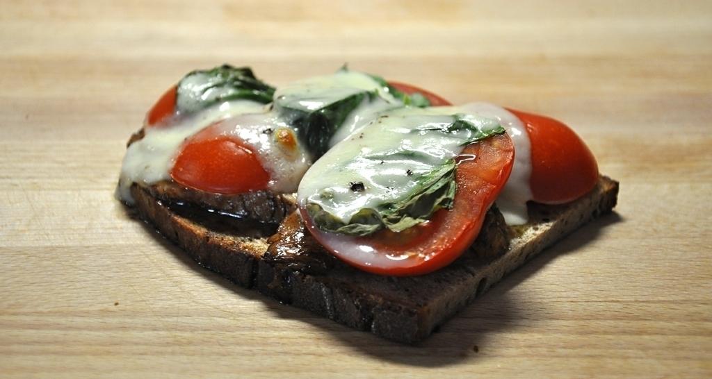 Balsamico-Hähnchen-Sandwich