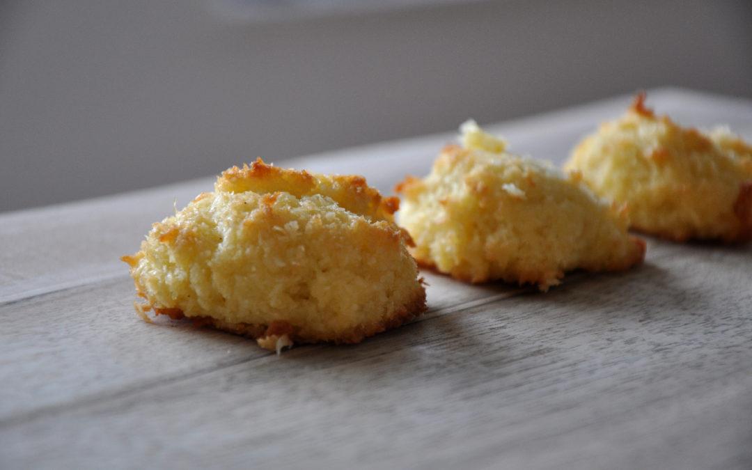 Kokosmakronen – Die Besten!