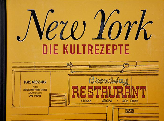 New York – Die Kultrezepte