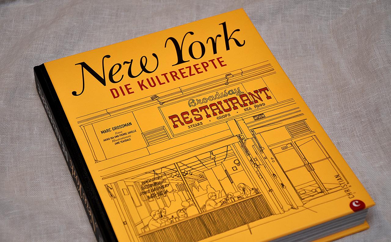 New York - Die Kultrezepte