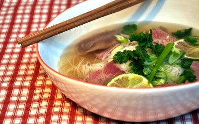 Phở – Die vietnamesische Suppe