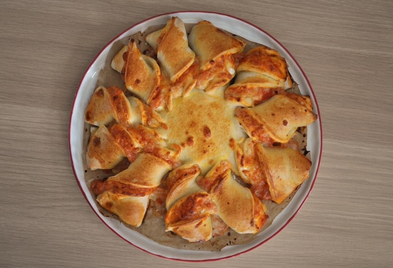Pizza-Sonne