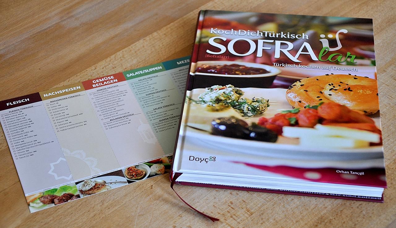 Sofralar - KochDichTürkisch