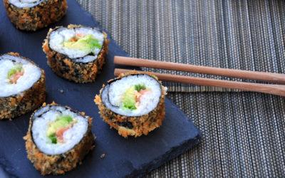 Sushi #3: Age und Uramaki