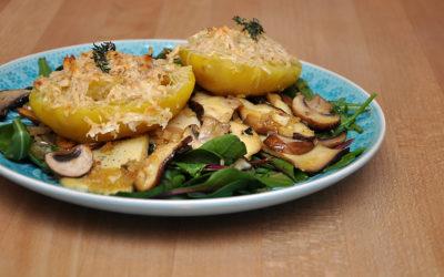 Taleggio-Kartoffeln