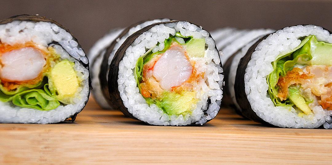 Sushi Teil 2: Tiger Roll