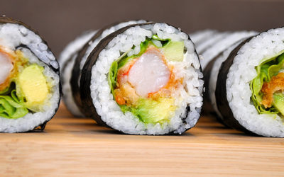Sushi Teil 2: Tiger Roll