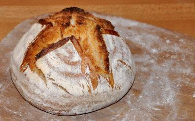 Knuspriges Weißbierbrot
