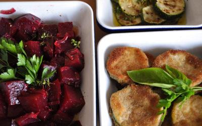 Vegetarische Antipasti