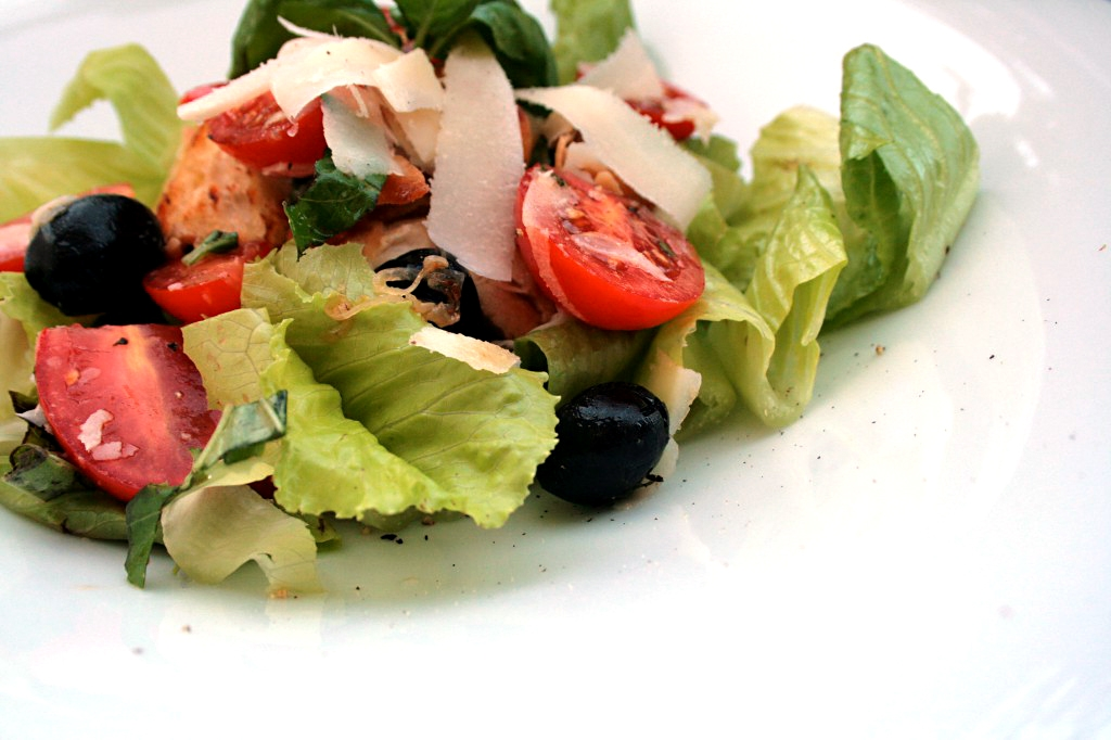 Ciabatta Salat