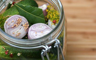Gurkenzeit – Rezept No. 3: Gurken einwecken