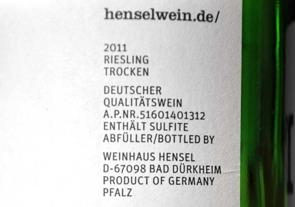 Hensel rg 2011