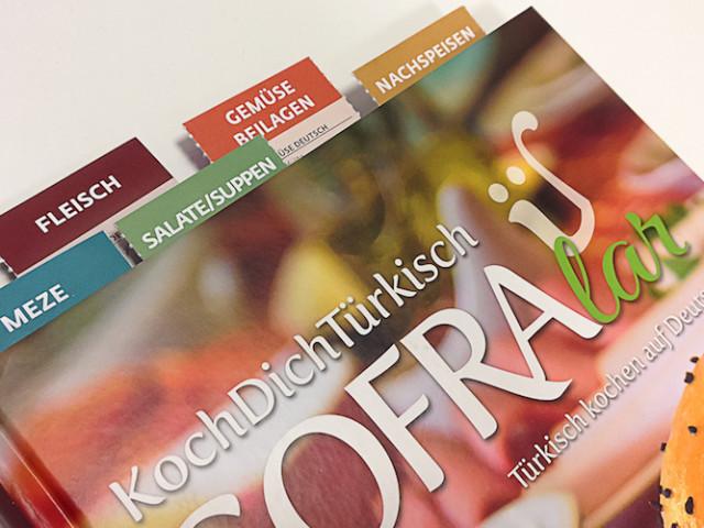 Nette Überraschung: Kochbuch im Anflug …