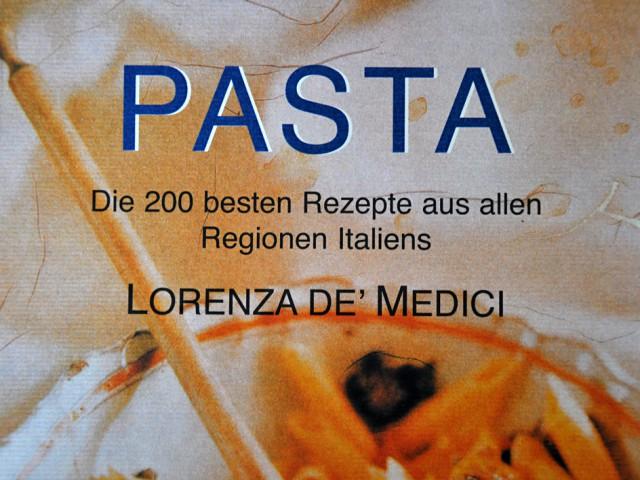 Pasta – Lorenza De' Medici