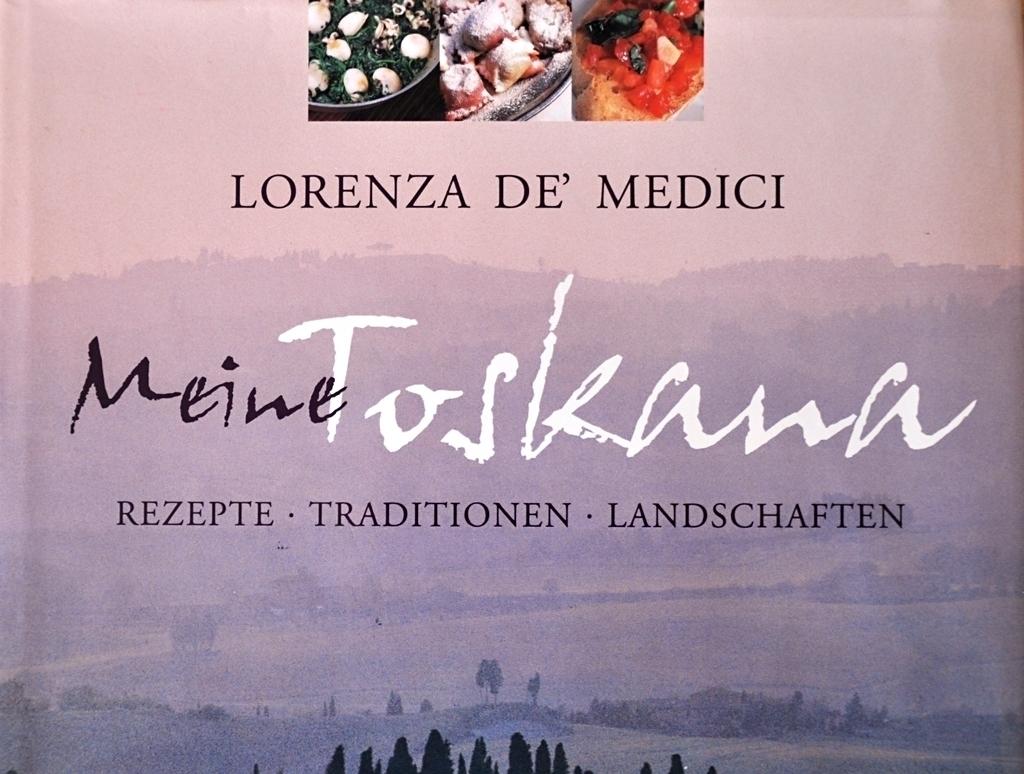 Meine Toscana, Lorenza De Medici